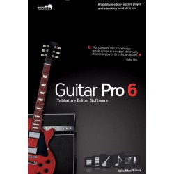 Guitar Pro 6 (PC/Mac)
