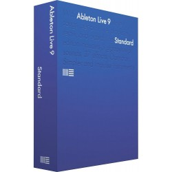 Ableton Live 9 Standard with Sound Library