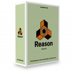 Reason 8 - Software de producción y composición musical