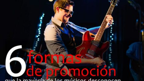Promocion musical para Musicos independientes